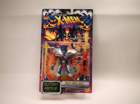 1996 X-Men Beast Action Figure MOC