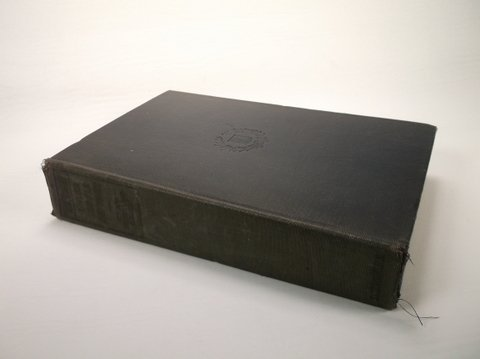 1917 Under Tops'ls And Tents Navy Book