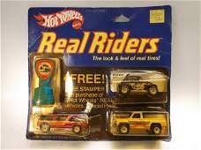 Rare 1984 Hot Wheels Real Riders Set Bug MOC