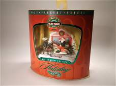 1999 Hot Wheels Christmas Holiday Set MISB Present