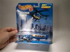 1997 Hot Wheels Action Pack Set MOC