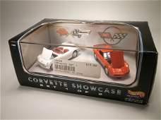 1998 Hot Wheels Corvette Showcase 1 of 2 LE MISB