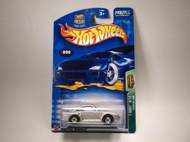 Hot Wheels Treasure Hunt Porsche 959 MOC