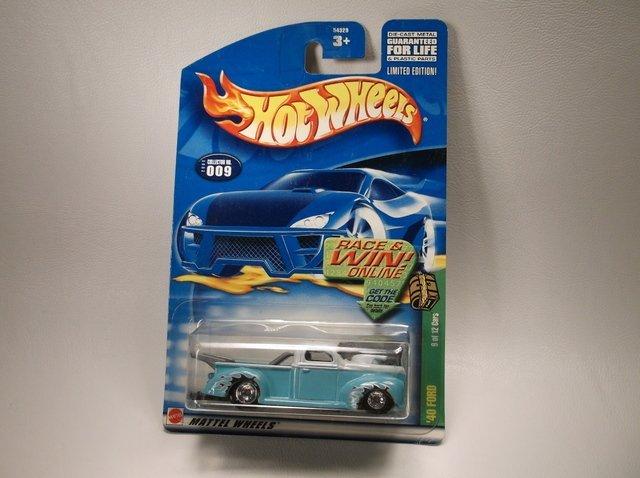 Hot Wheels Tresure Hunt 40 Ford Truck MOC
