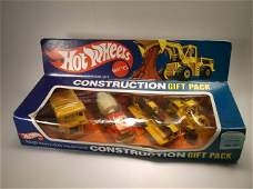 1983 Hot Wheels Contruction Set MISB