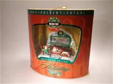 Holiday Hot Wheels Santa Millenium Past MISB