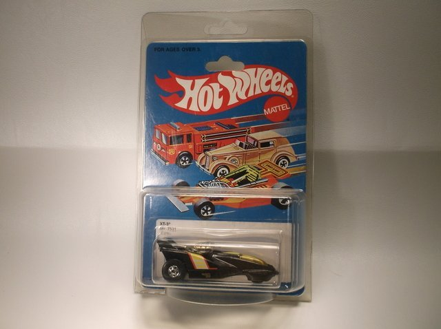 1997 Hot Wheels XT-3 7531 MOC