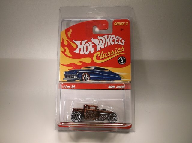 06 Hot Wheels Bone Shaker MOC