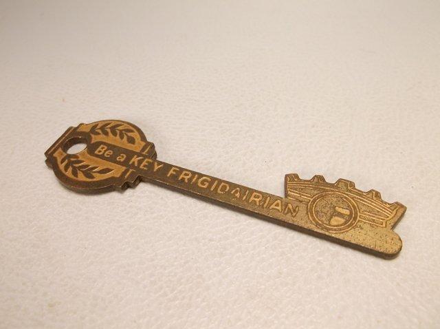 1948 Frigidaire Salesman Key
