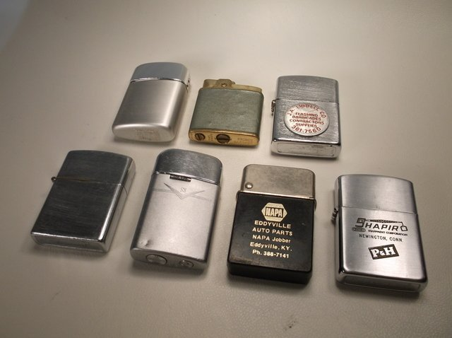 Nice Lot of Vintage Lighters