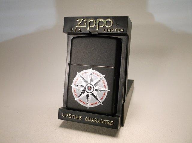 Scarce Never Used Marlboro Zippo Lighter