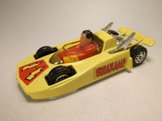 Mint 1979 Corgi Shazam Car