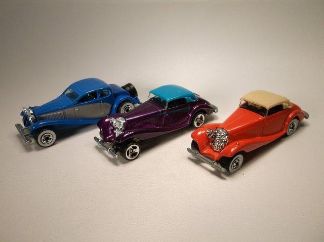 Mint 1980-82 Hot Wheels Cars