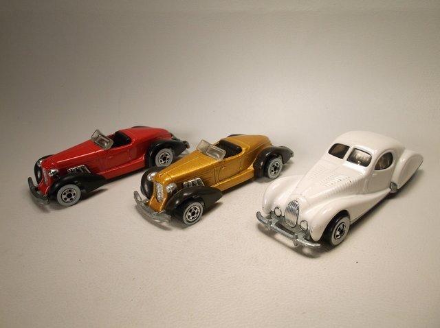 Mint 1978-87 Hot Wheels Cars