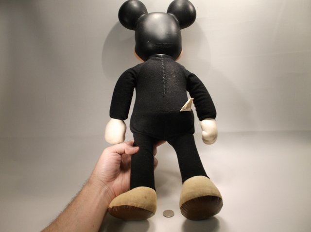 Rare 1960s Disney Marching Mickey Mouse - 2