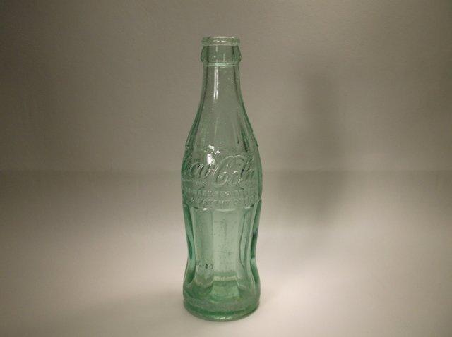 Antique Coca Cola Bottle St Louis MO