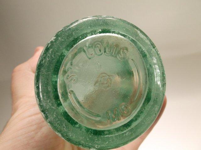 Antique Coca Cola Bottle St Louis MO - 3