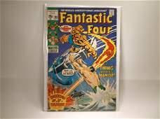 1970 Marvel Fantastic Four Comic Book 103