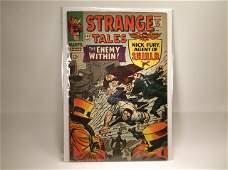 1966 Marvel Strange Tales Comic Book 147 100