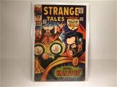 1966 Marvel Strange Tales Comic Book 148 100