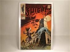 1968 Marvel Nick Fury Shield Comic 3 130