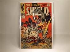 1968 Marvel Nick Fury Shield Comic 2 130