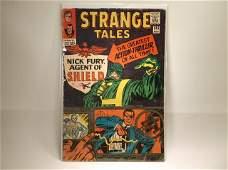 1963 Marvel Strange Tales Comic 135 450 Fury