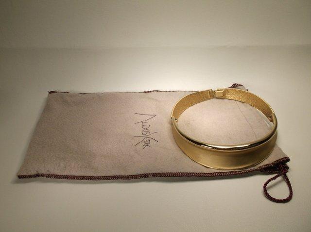 Beautiful Vint Alexis Kirk Necklace In Bag