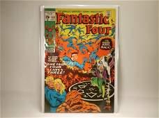 1971 Marvel Fantastic Four Comic Book 110 85