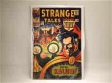 1966 Marvel Strange Tales Comic Book 148 100 Fury