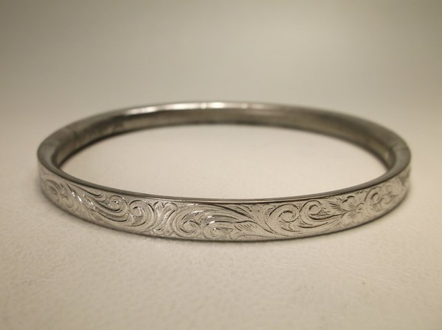 Antique Silver Bangle Bracelets Best 2000 Decor Ideas