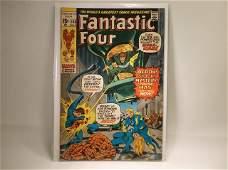 1971 Marvel Fantastic Four Comic Book 108 80