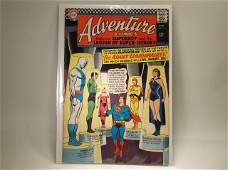 1967 DC Adventure Comics Comic Book 354 100