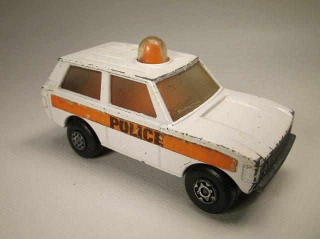 1975 Matchbox Police Patrol Rolamatics