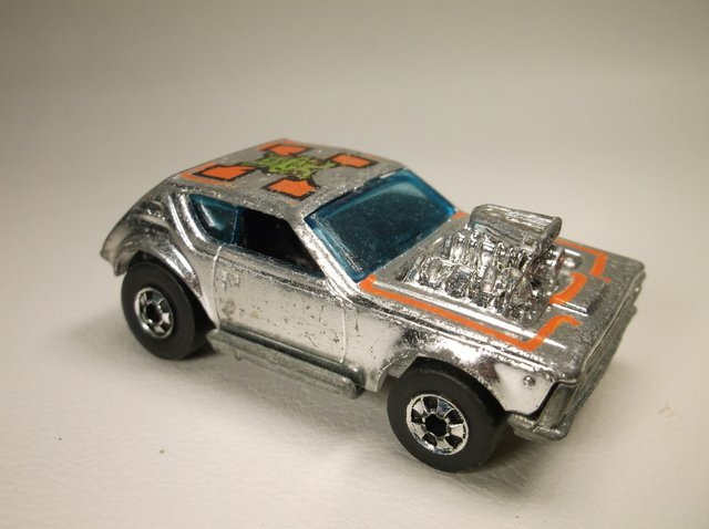 1974 Hot Wheels Gremlin Grinder