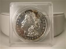 1921 US Silver Morgan Dollar