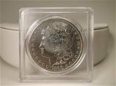 1890 S US Silver Morgan Dollar