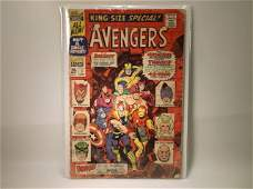 1967 Marvel The Avengers Special 1 Comic 240