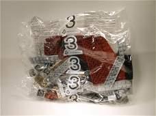 Sealed Star Wars Lego Bag With Mini Figure Inside