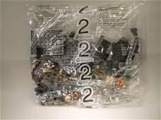 Sealed Lego Star Wars Bag With Mini Figures Inside