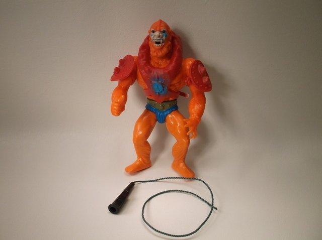 1981 MOTU He-Man Beast Man Complete