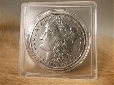 1880 O US Silver Morgan Dollar
