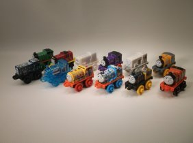 12 New Thomas The Tank Engine Trains