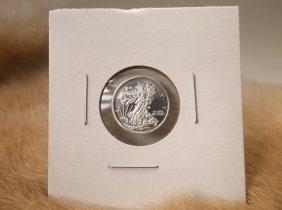 .999 Fine Silver Coin