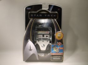 Star Trek Starfleet Tricorder Moc Mint Sealed