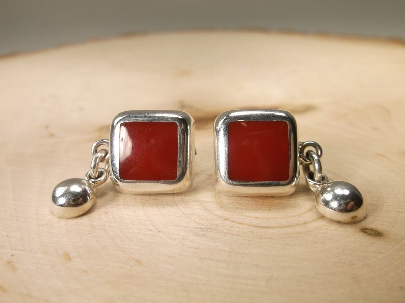 Gorgeous Sterling Silver Taxco Earrings NF-119