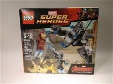 Sealed Lego Brand Iron Man Set