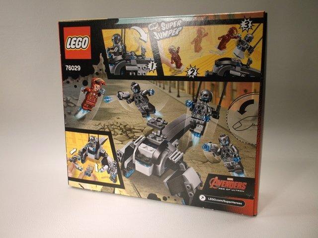 Sealed Lego Brand Iron Man Set - 2