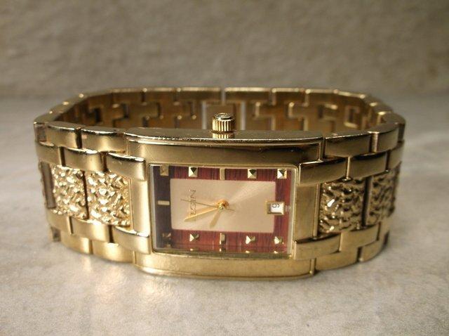 Gorgeous Elgin Mens Wristwatch Works Great