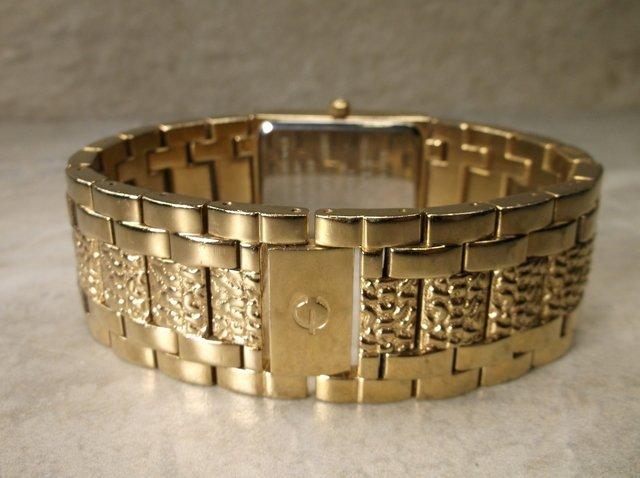 Gorgeous Elgin Mens Wristwatch Works Great - 3